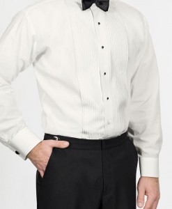 IvoryWingTip-Dress-Shirt